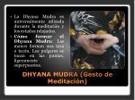dhyana mudra gesto de meditaci n