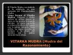 vitarka mudra mudra del razonamiento