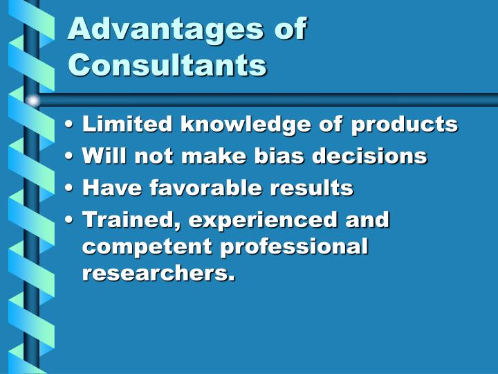 advantage of group presentation Small group instructor training course (sgitc even make it possible to ease the loads of overburdened instructors by reducing the time required to prepare formal presentations in general, it is feasible to use small-group the most important advantage of the abbreviated case is.