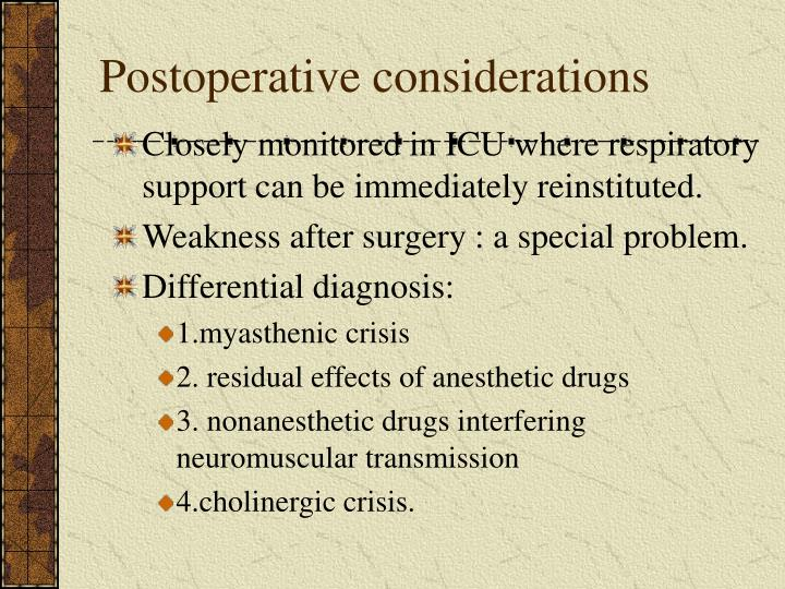 drugs to avoid in myasthenia gravis pdf