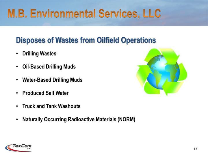 drilling mud presentation
