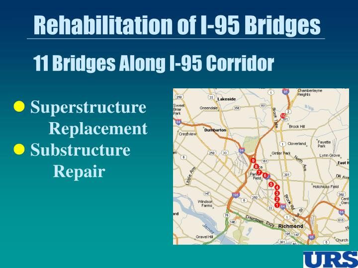 PPT - l Superstructure Replacement l Substructure Repair PowerPoint