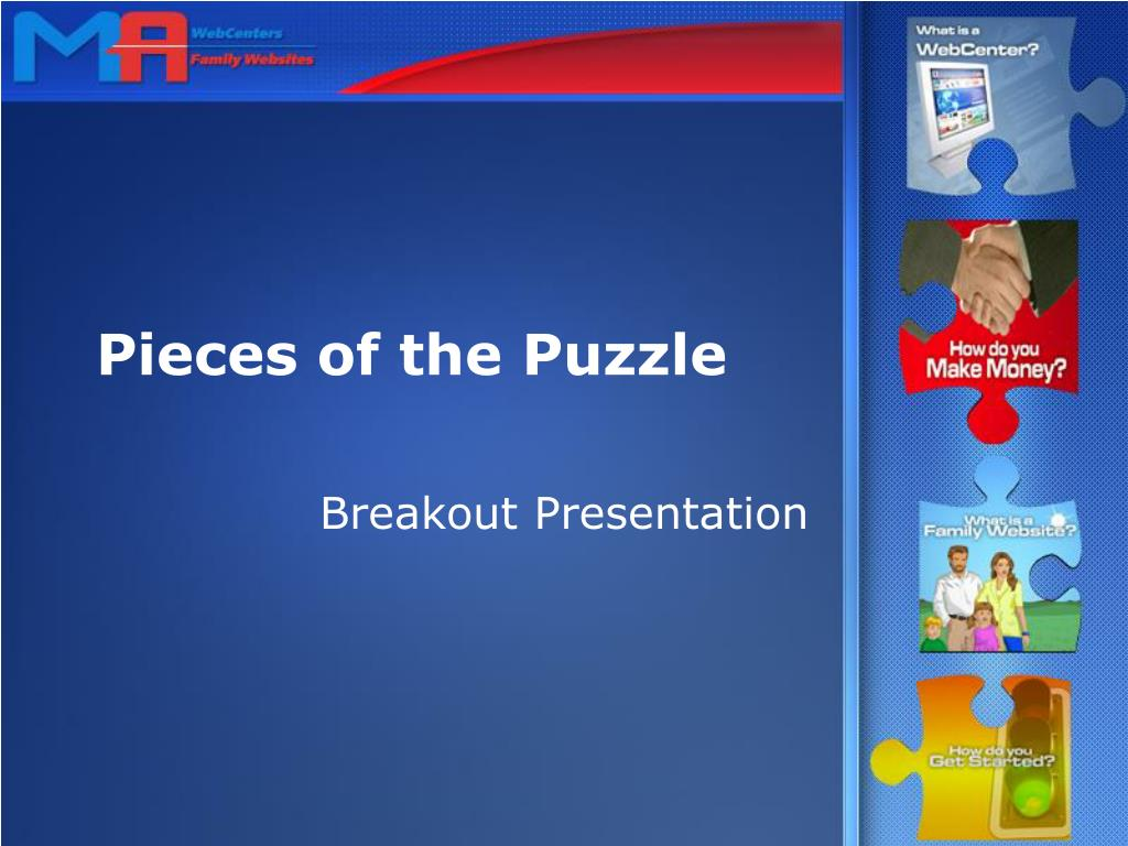 PPT - Pieces of the Puzzle PowerPoint Presentation - ID:1293795