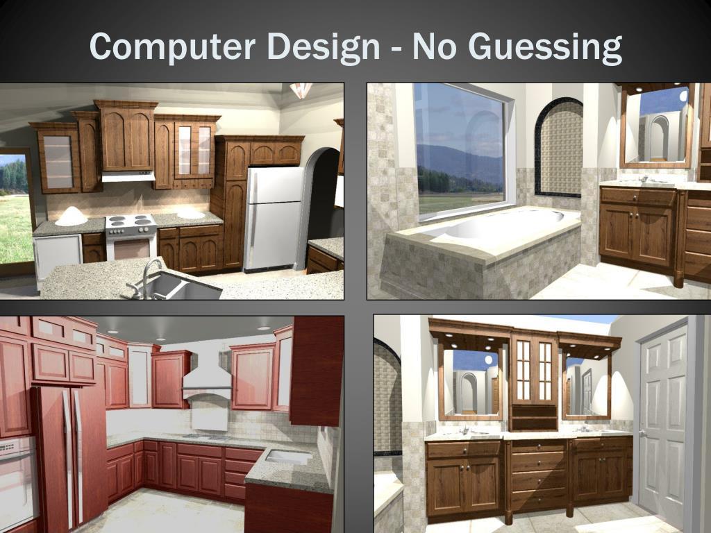 Computer Design - No Guessing