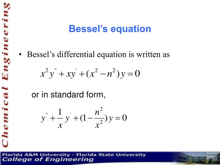 Ppt Solution Of Differential Equations Powerpoint Presentation