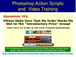 photoshop action scripts and video training10