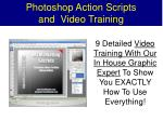 photoshop action scripts and video training9