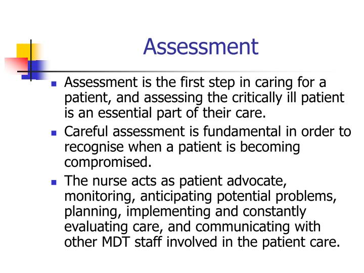 Initial assessment of critically ill patients(presented at ima house,….