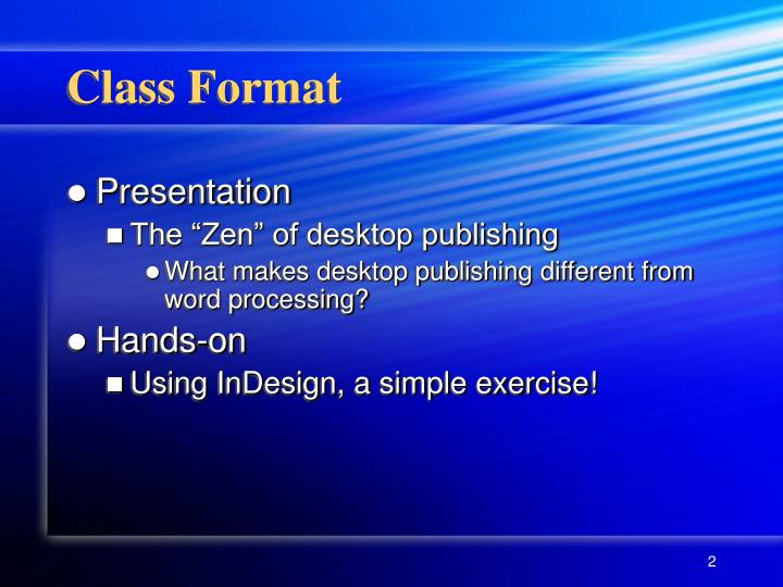 a report on word processing and desktop publishing Word processing is the use of computer technology to create, manipulate, and print text materials like letters, manuscripts, etc if one does not want to desktop publishing systems are one step ahead of word processors in the sense that they allow the user to have much more control over what will.