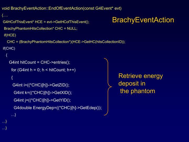 void BrachyEventAction::EndOfEventAction(const G4Event* evt)