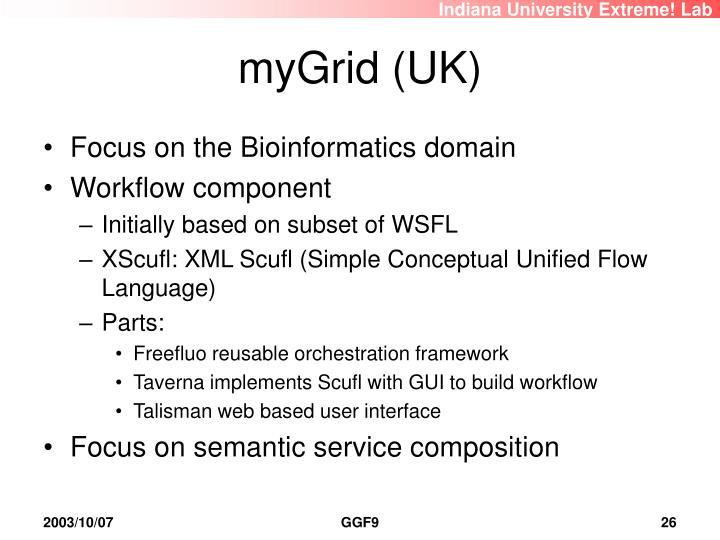 myGrid (UK)