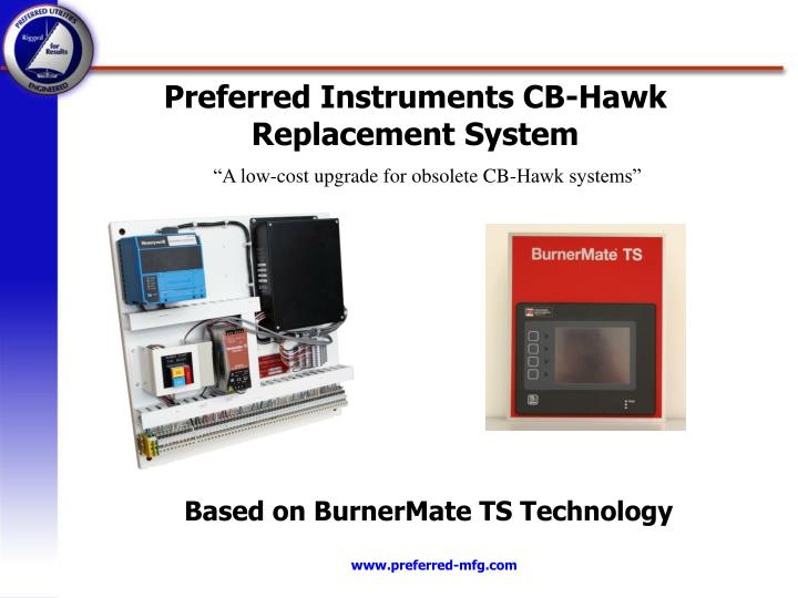 preferred instruments cb hawk replacement system n.