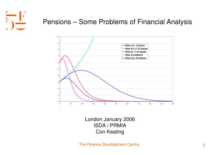 pensions some problems of financial analysis n.