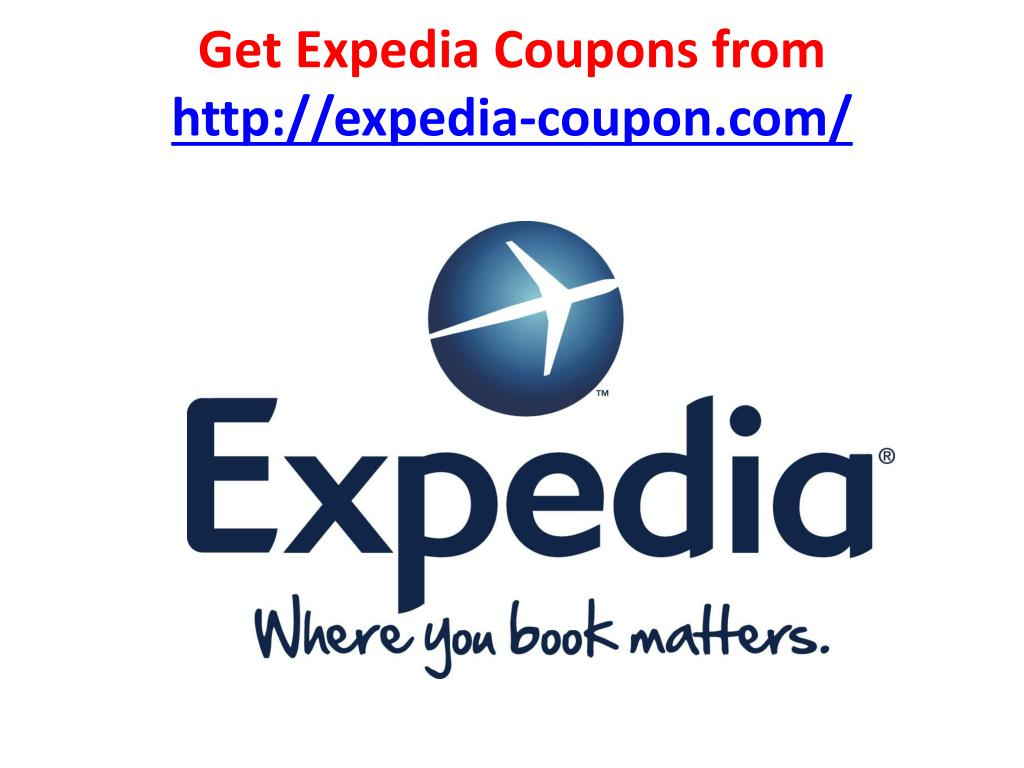 Get Expedia Coupons from