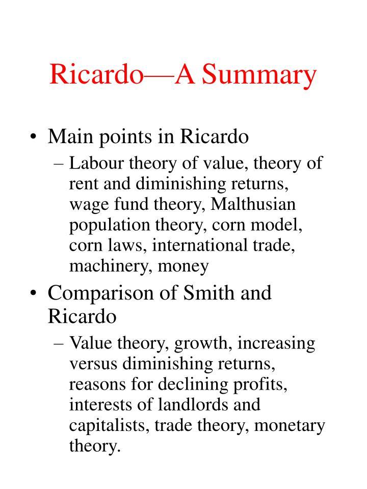 wage fund theory by adam smith