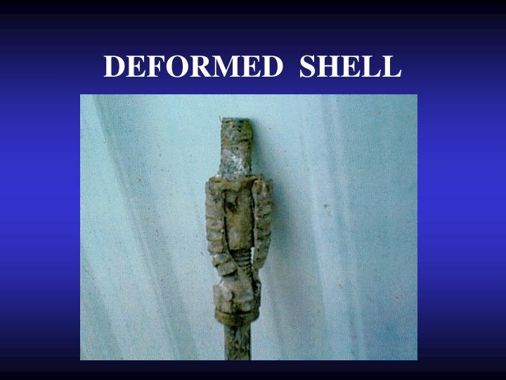 DEFORMED  SHELL