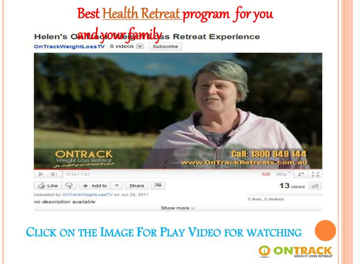 Click on the image for play video for watching
