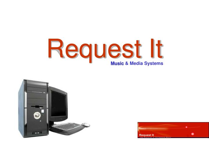 request it n.