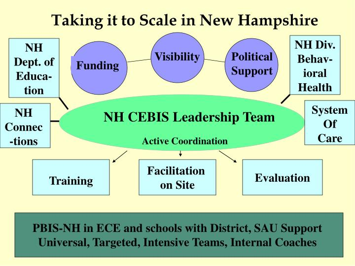 Taking it to Scale in New Hampshire