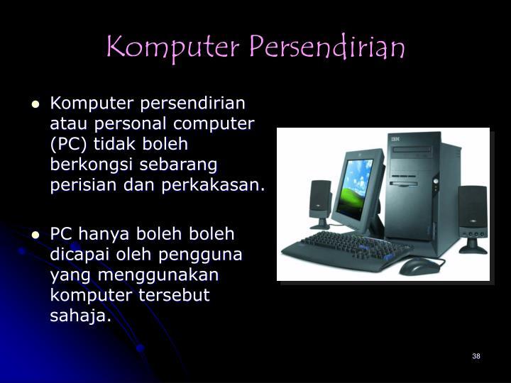 Komputer Persendirian