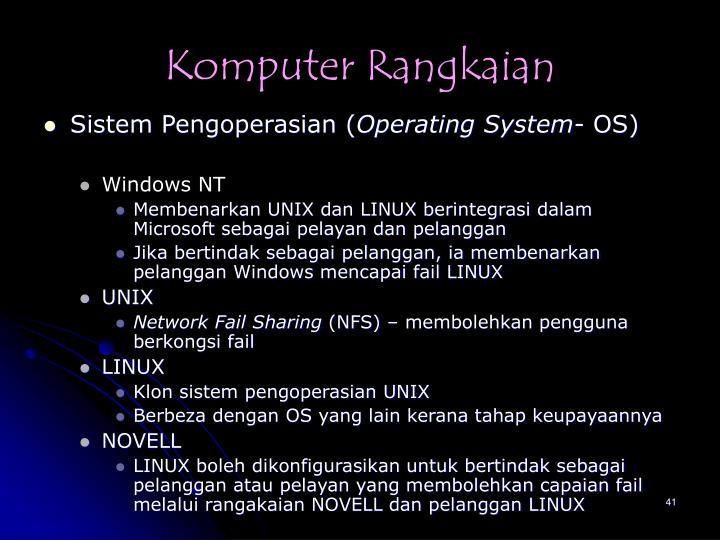 Komputer Rangkaian