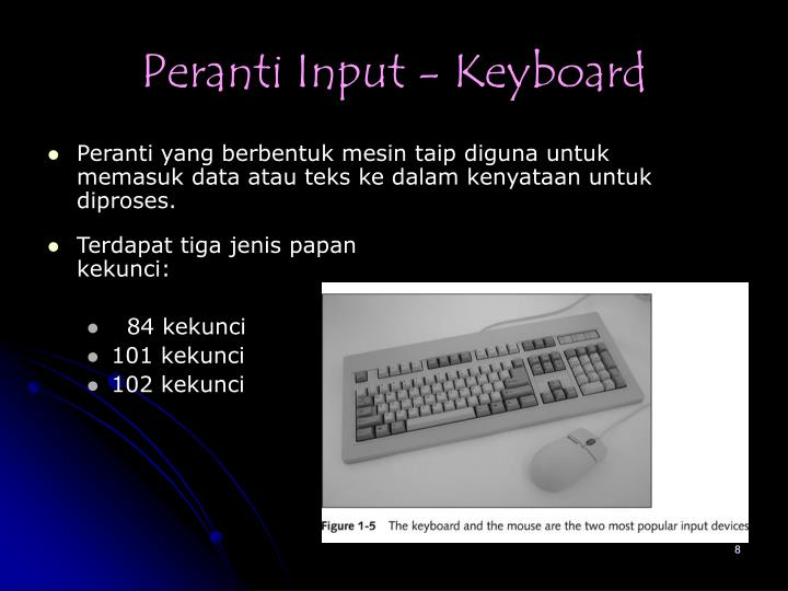 Peranti Input - Keyboard