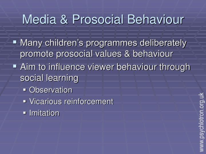 how prosocial behavior can be explained using social learning theory Prosocial behavior , or voluntary behavior intended to benefit another, is a social behavior that benefit[s] other people or society as a whole, such as helping, sharing, donating, co.