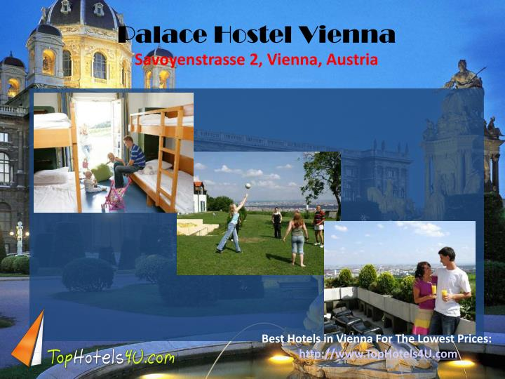 Palace Hostel Vienna