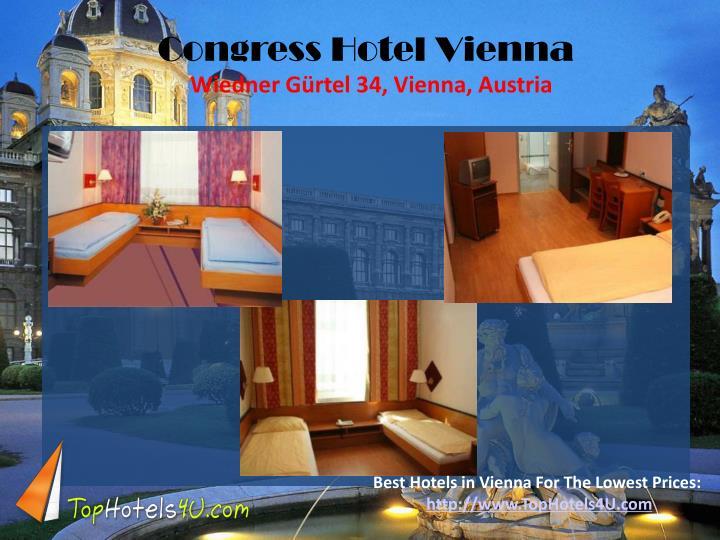 Congress Hotel Vienna