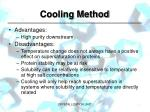 cooling method1