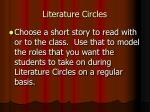 literature circles1