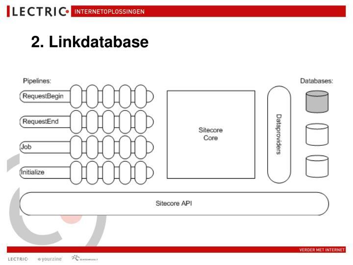 2. Linkdatabase