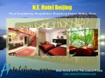 n e hotei beijing no 10 yueyahutong dongsiliutiao dongcheng district beijing china