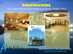 redwall hotel beijing no 31 north shatan street dongcheng district beijing china