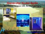 generator hostel berlin storkower strasse 160 berlin germany