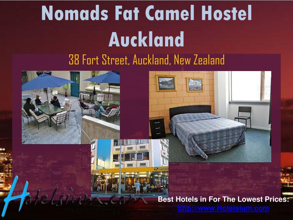 Nomads Fat Camel Hostel