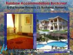 rainbow accommodations bucharest b dul nicolae balcescu 23 bucharest romania