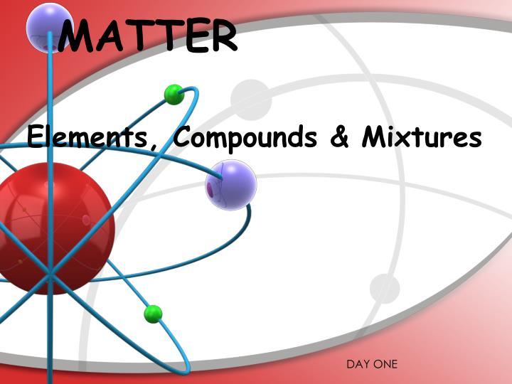 matter n.