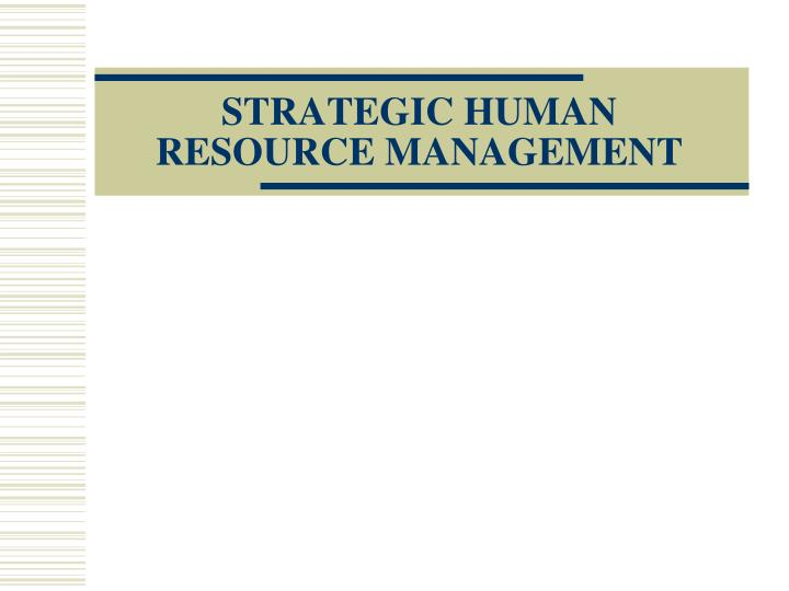 human resource management in poland Functional human resource management: ms in human resource management our online human resources management degree program can help you gain the strategic, .