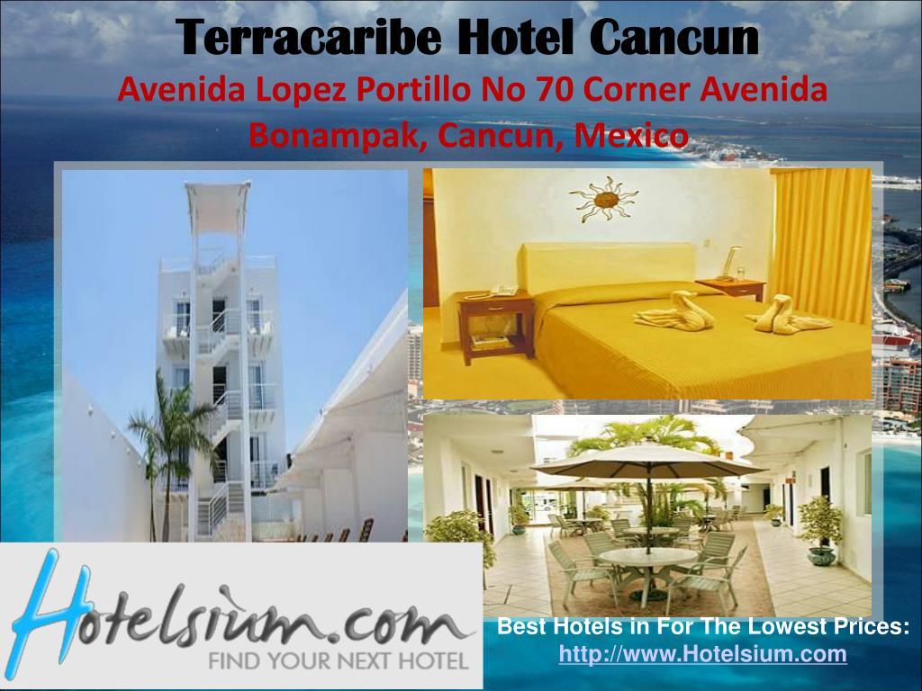 Terracaribe Hotel Cancun