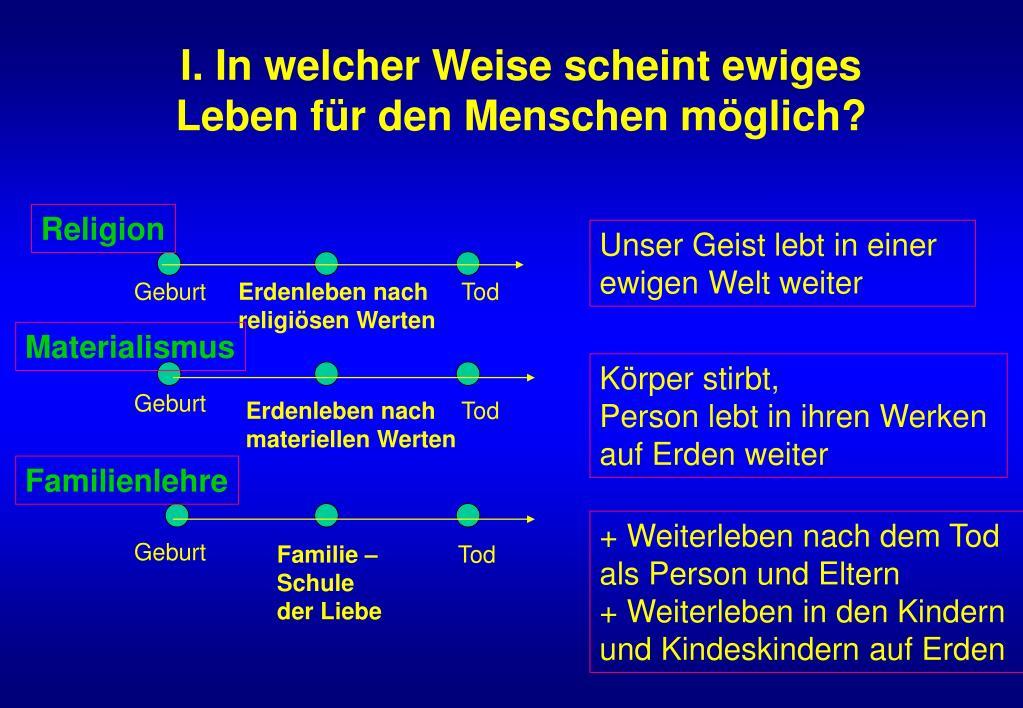 Ppt Durch Klonen Zur Unsterblichkeit Johannes Stampf Powerpoint Presentation Id 1301045