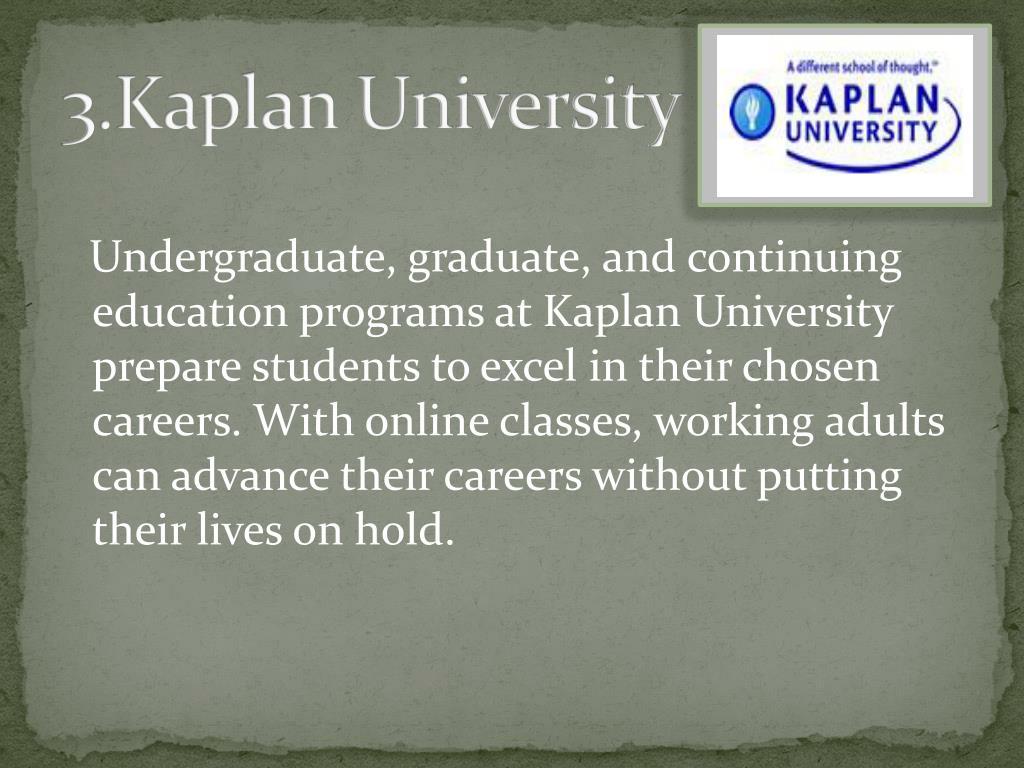 3.Kaplan