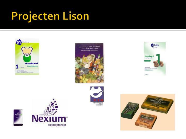 Projecten Lison