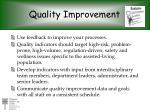 quality improvement1