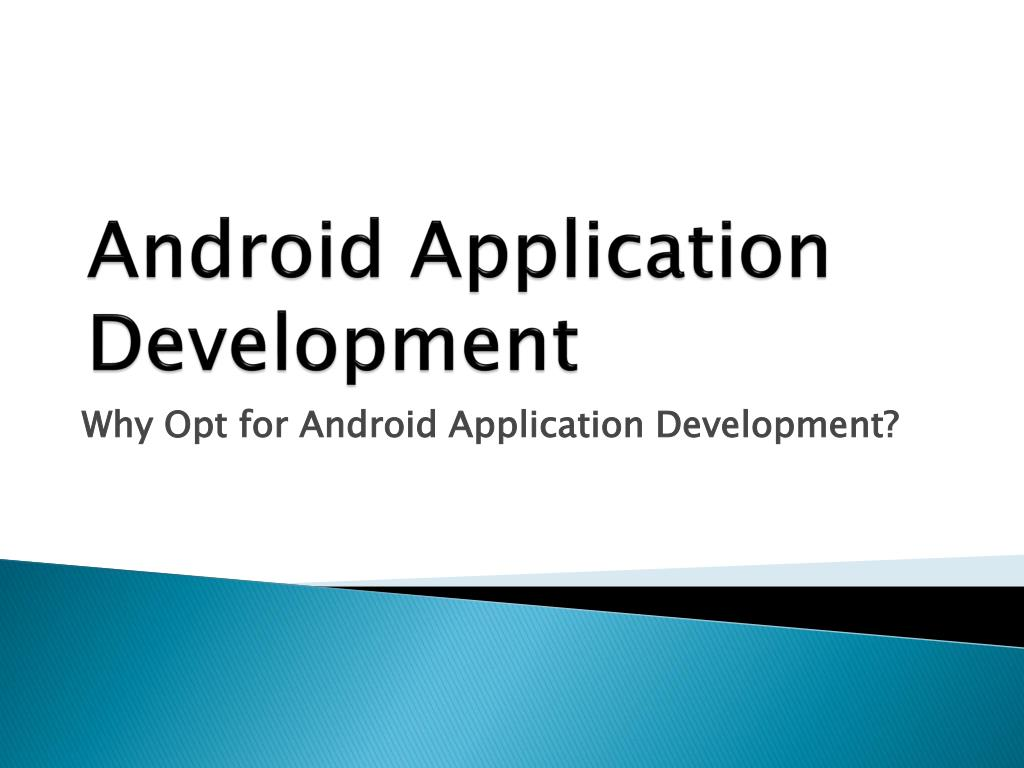 android application development l.