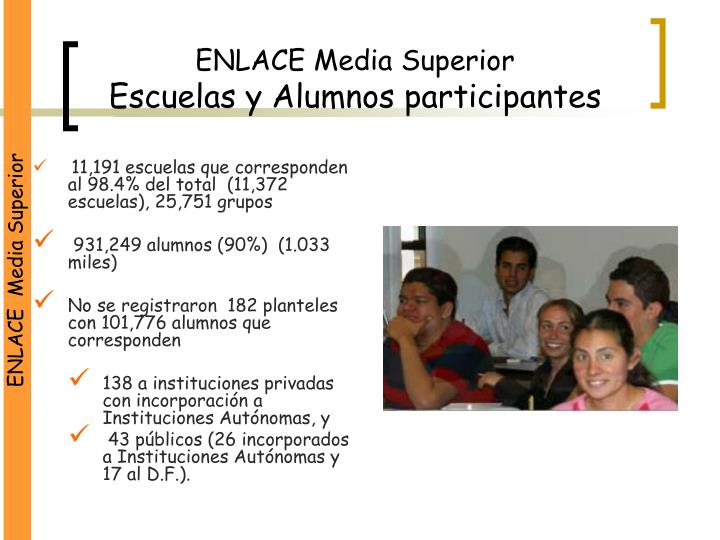 ENLACE Media Superior