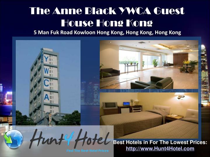The Anne Black YWCA Guest House Hong Kong