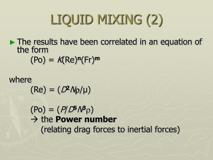 LIQUID MIXING (2)