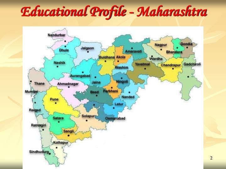 Educational profile maharashtra