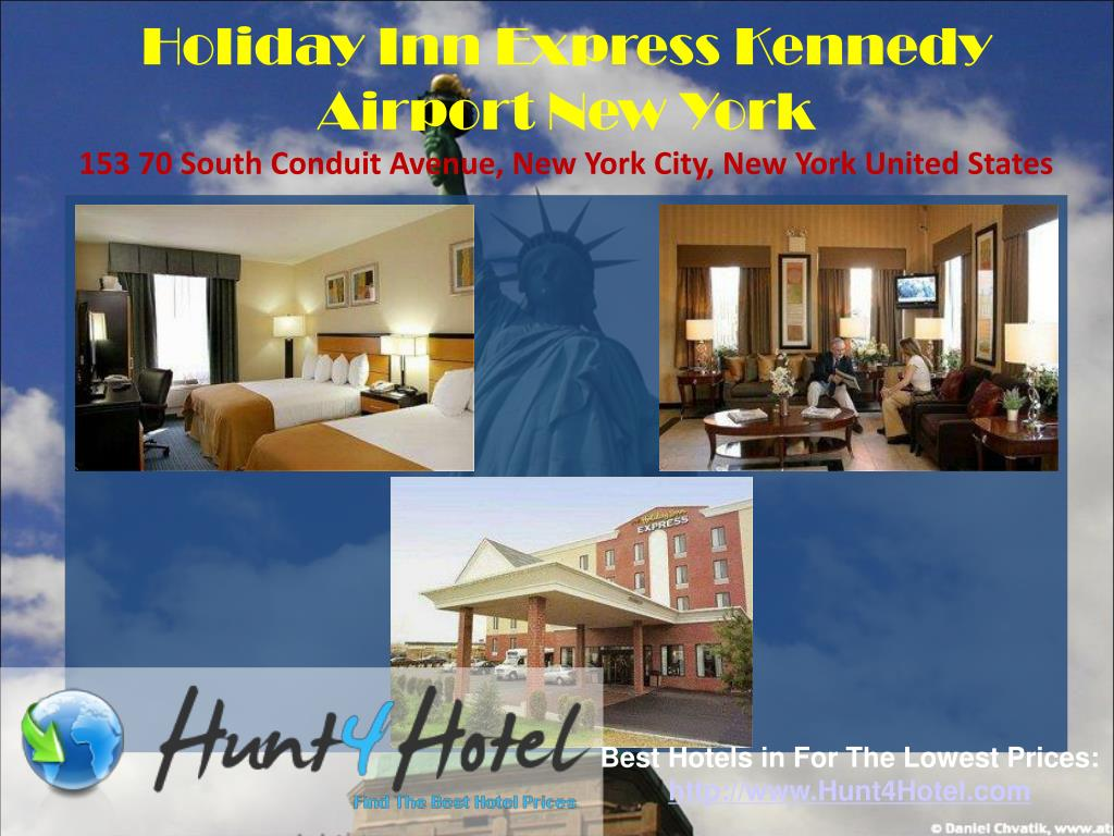 Holiday Inn Express Kennedy Airport New York